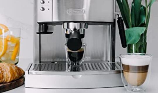DeLonghi EC702 Espresso Machine Review
