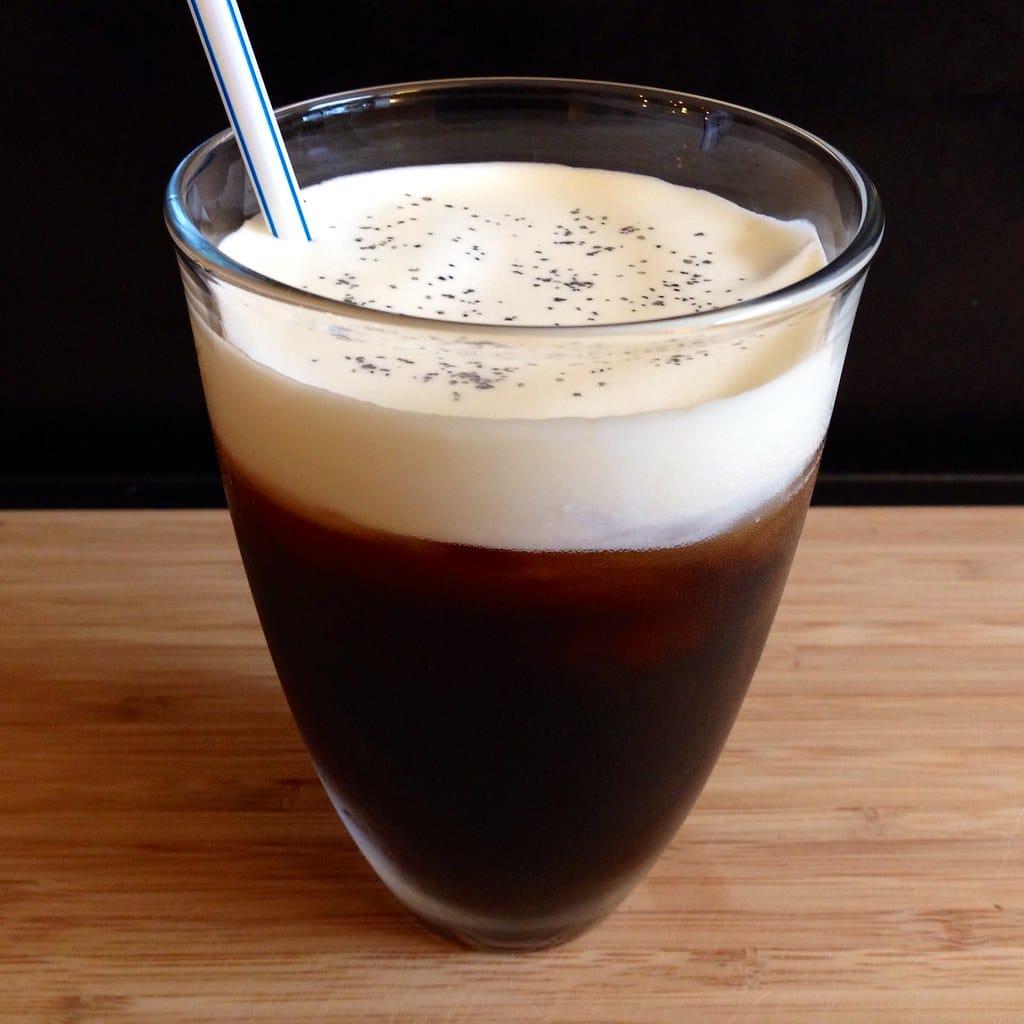 salt and coffee