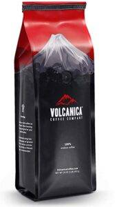 Volcanica Coffee's Organic Range