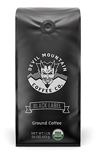 Black Label High-Powered Gourmet Coffee -