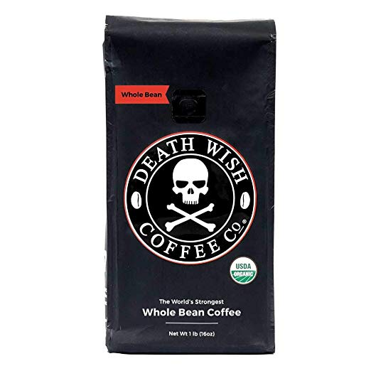 Death Wish Organic USDA Certified