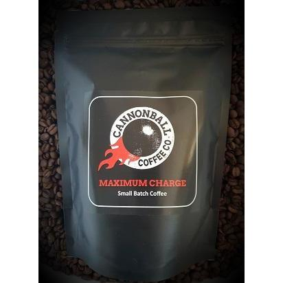 Maximum Charge - World's Strongest Coffee