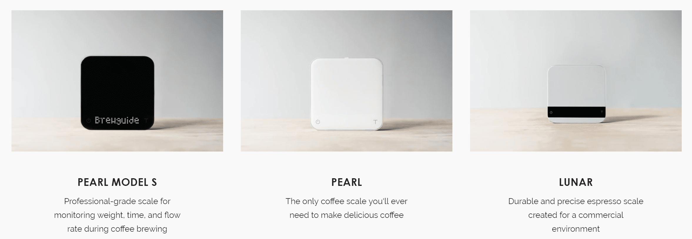 Acaia Digital Coffee Scale