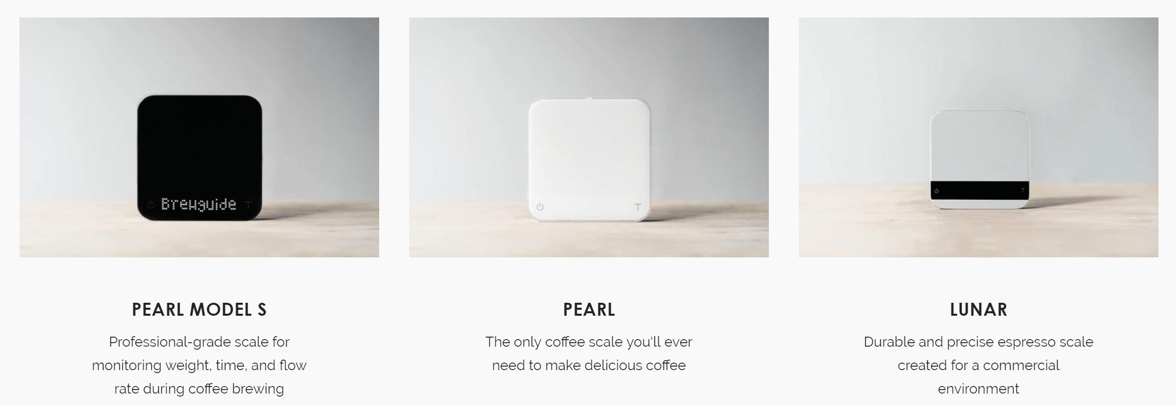 Acaia Digital Coffee Scale