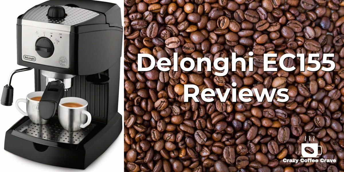 Delonghi EC155 Reviews