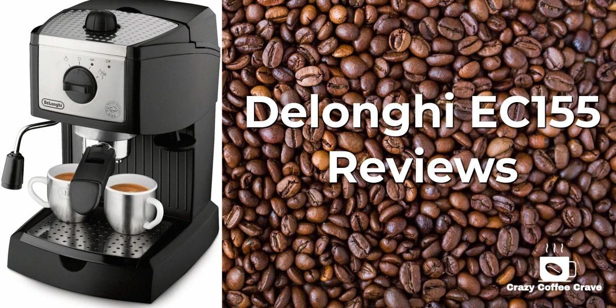 Delonghi EC155 Reviews