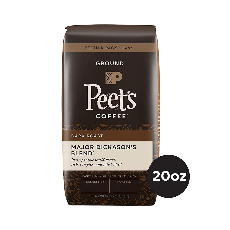 Peet's Coffee, Major Dickason's Blend dark roast coffee