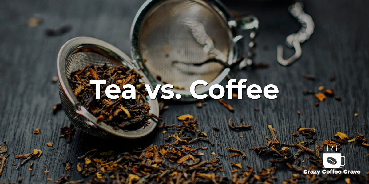 tea vs coffee