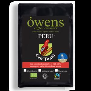 Cafe Tunki (Owens Coffee Roasters)