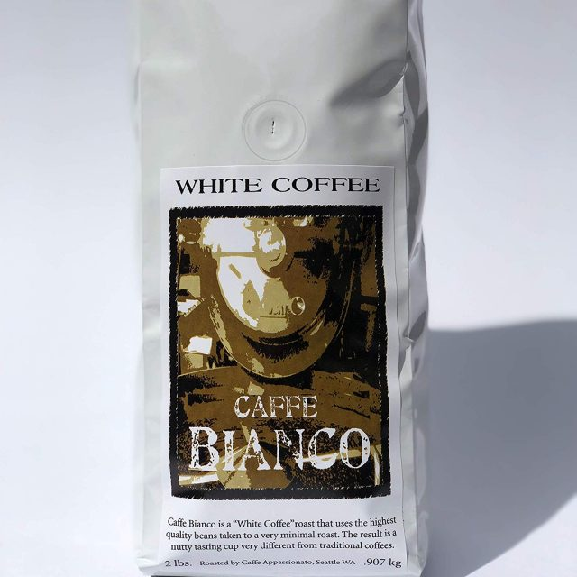 Caffe Bianco, White Coffee