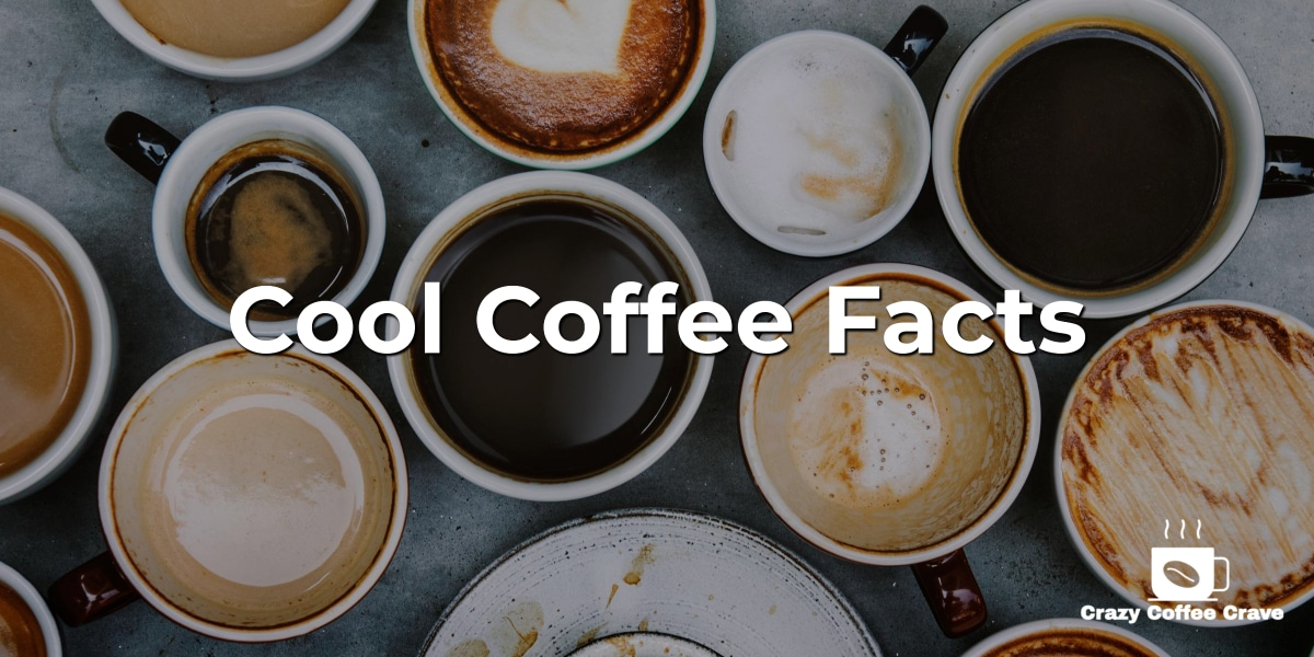 Cool Coffee Facts