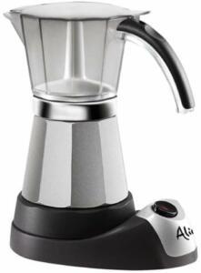 Delonghi Alicia Electric Moka Espresso Coffee Maker