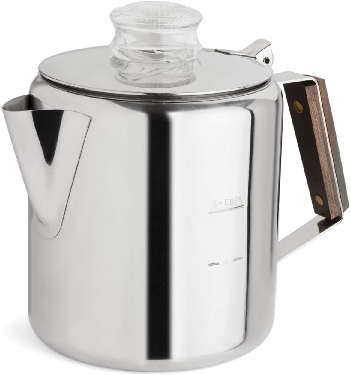 Rapid Brew Stovetop Coffee Percolator