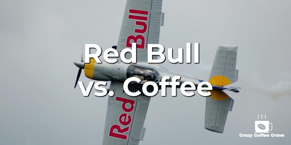 Red Bull vs. Coffee