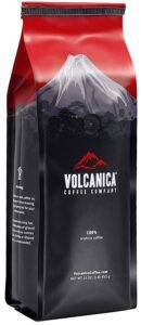 The Volcanica Coffee Company Costa Rican Peaberry