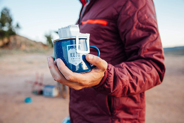 Kuju Coffee Premium Single-Serve Pour Over Coffee