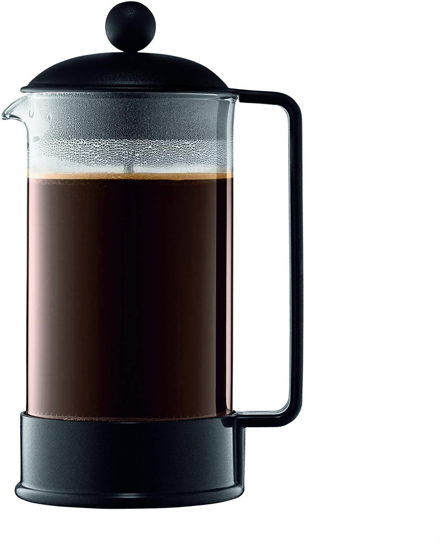 Bodum 1548-01US Brazil French Press Coffee and Tea Maker