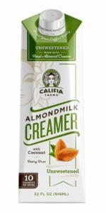 Califia Farms Almondmilk Coffee Creamer