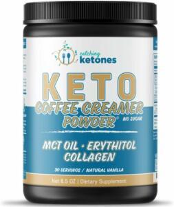 Catching Ketones Keto Coffee Creamer