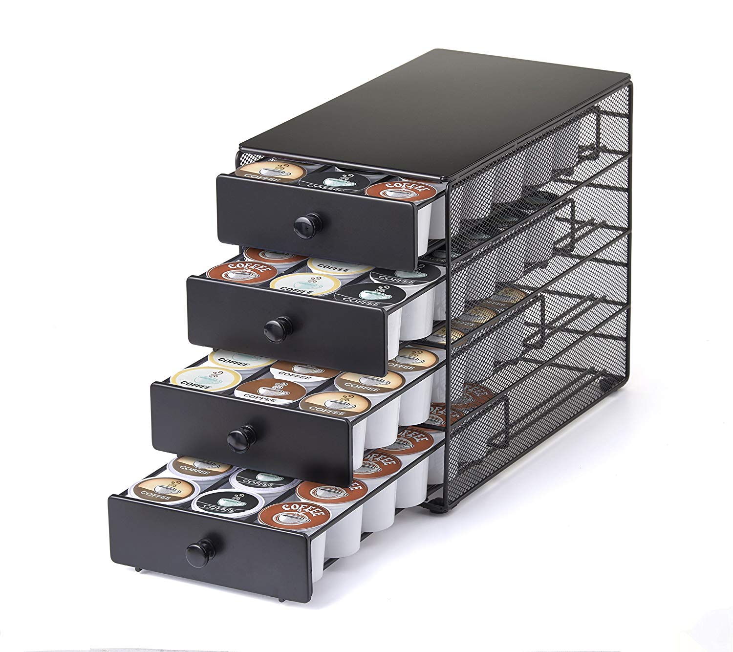 Nifty 4-Tier 72 K-Cup Storage Rack