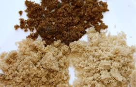 different type of brown sugar