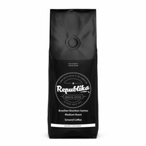 Republika Coffee Fairtrade Low-Acid Organic Coffee