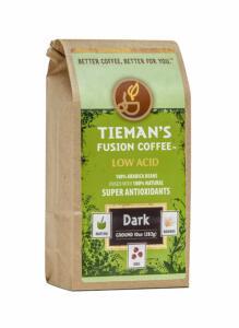 Tieman's Fusion Coffee, Low Acid Dark Roast