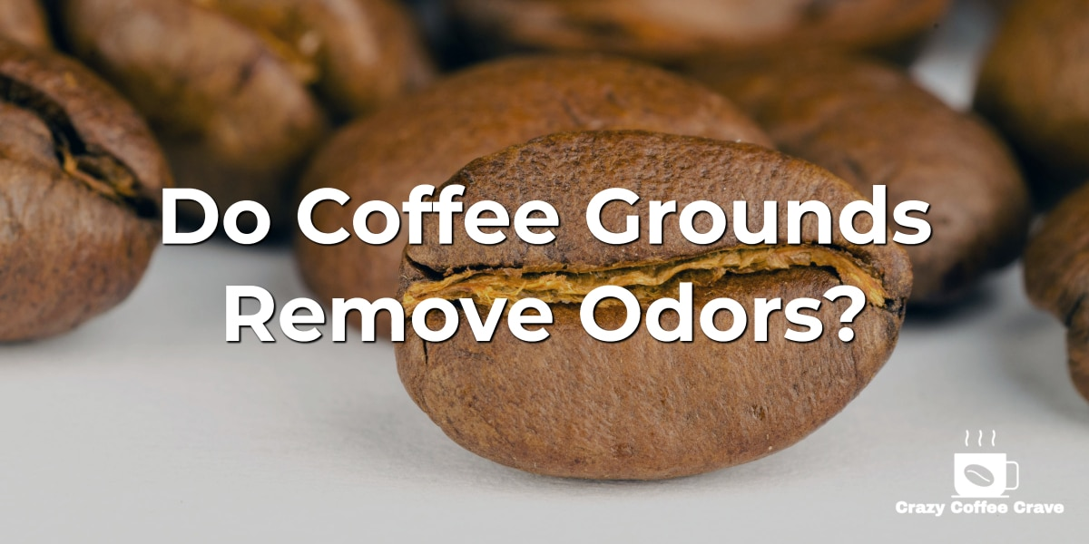 Used Coffee Grounds to Eliminate Odors
