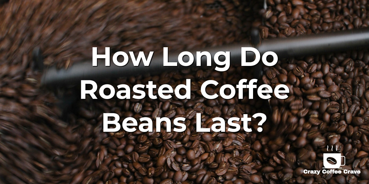 How Long Do Roasted Coffee Beans Last