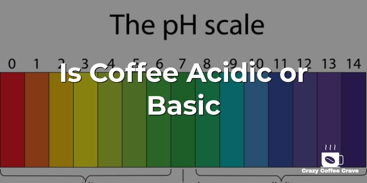 Is Coffee Acidic or Basic