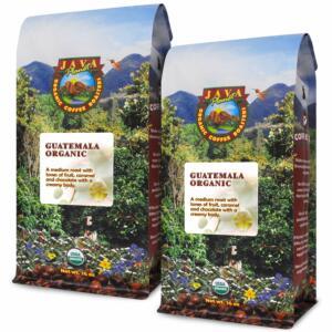 Java Planet - Organic Coffee Beans- Guatemalan