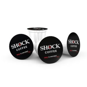 keurig k cups with most caffeine Shock coffee