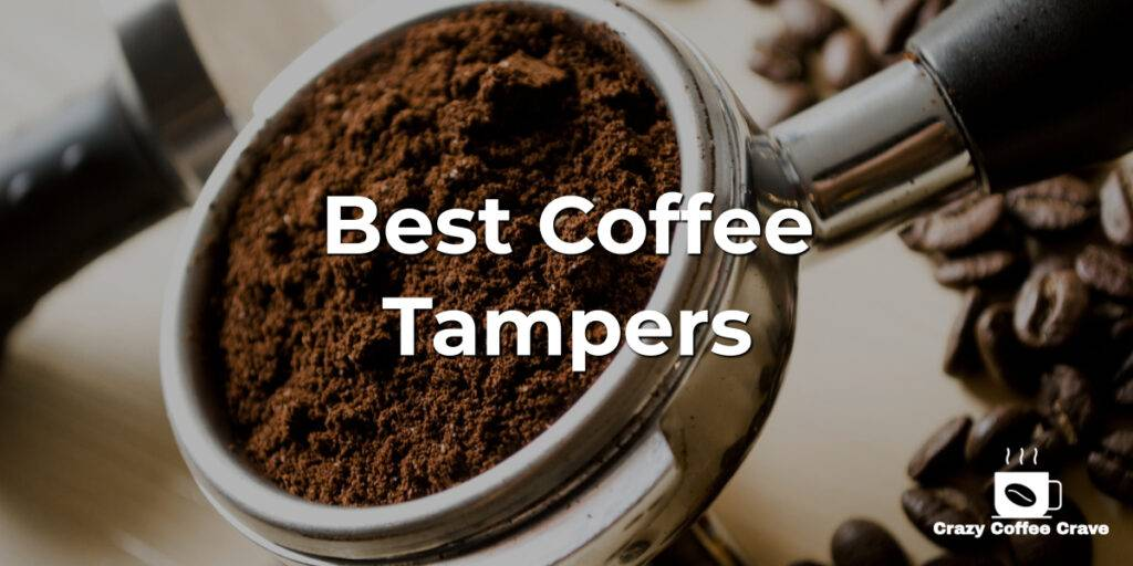 best coffee tampers