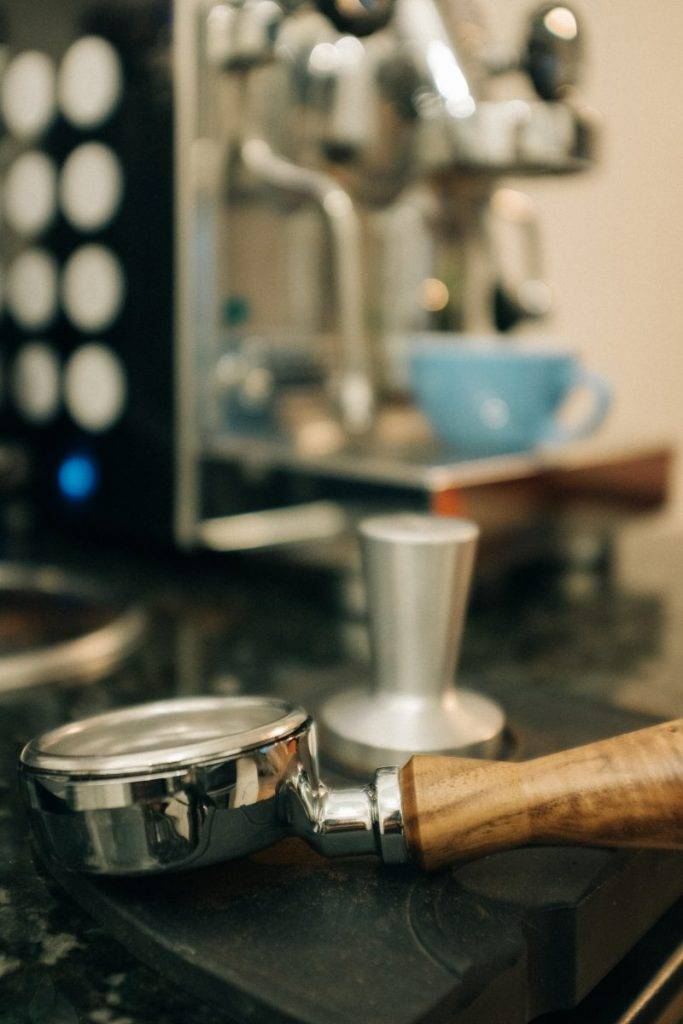 coffee tamper