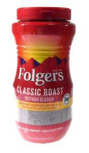 Folders Classic Roast Instant Coffee