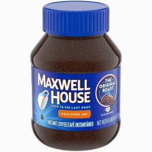 Maxwell House Original Blend Instant Coffee