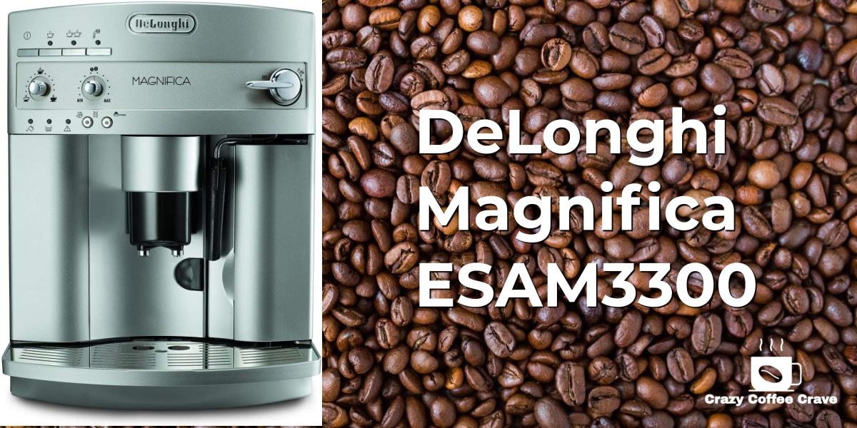 DeLonghi Magnifica ESAM3300