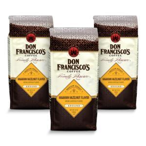 Don Francisco's GroundHawaiian Hazelnut coffee