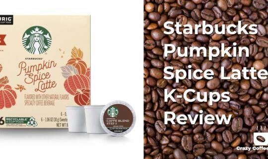 Starbucks (PSL) Pumpkin Spice Latte K-Cups Review