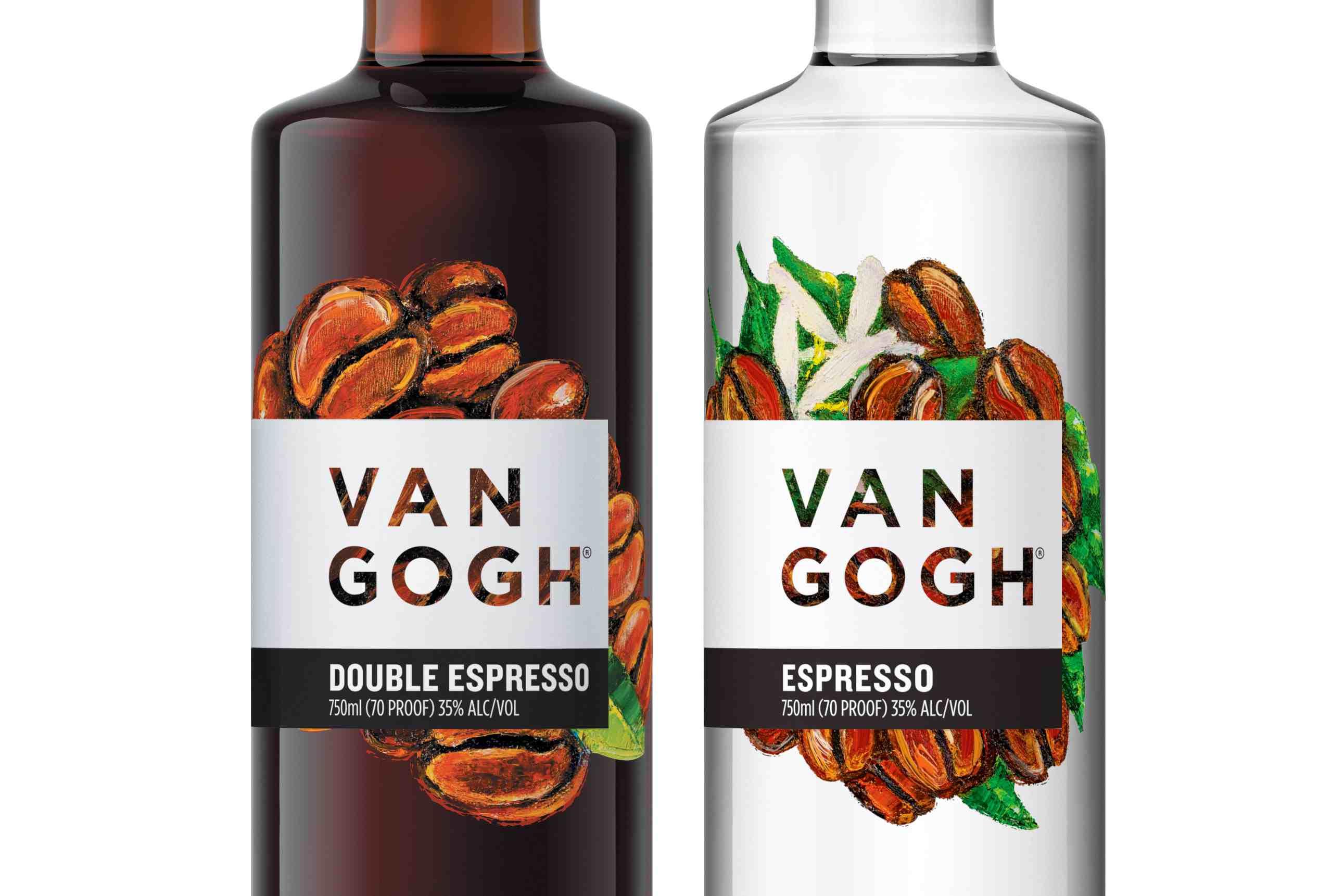 Van Gogh Vodka Espresso.