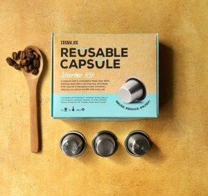 reusable capsule