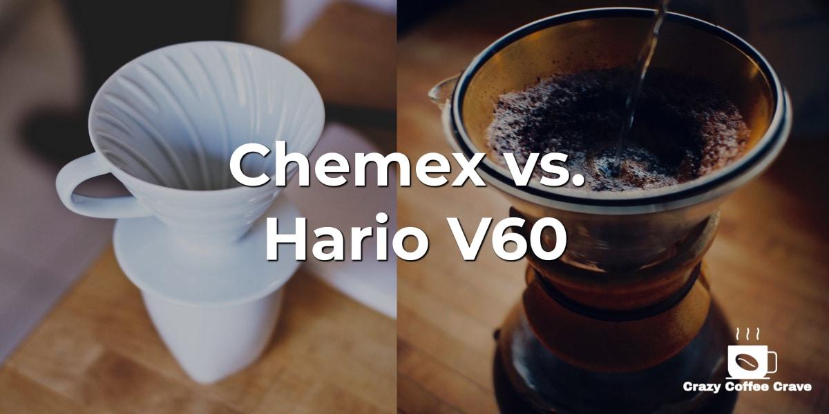 Chemex vs. Hario V60