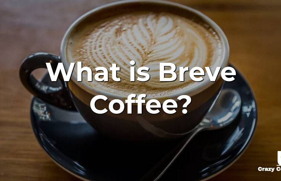 What is Breve Coffee