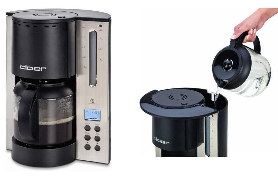 Cloer 5218NA 12-Cup Coffee Maker