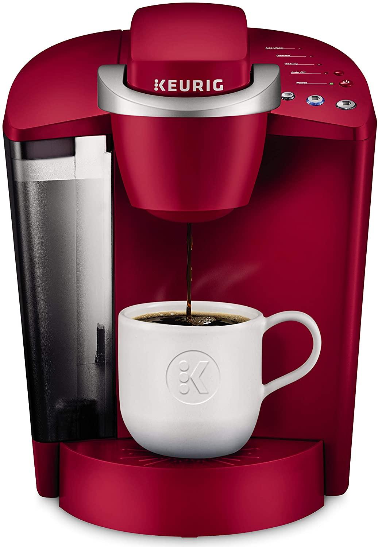 #2 Keurig K55 Single Serve Programmable K-Cup Pod Coffee Maker Rhubarb