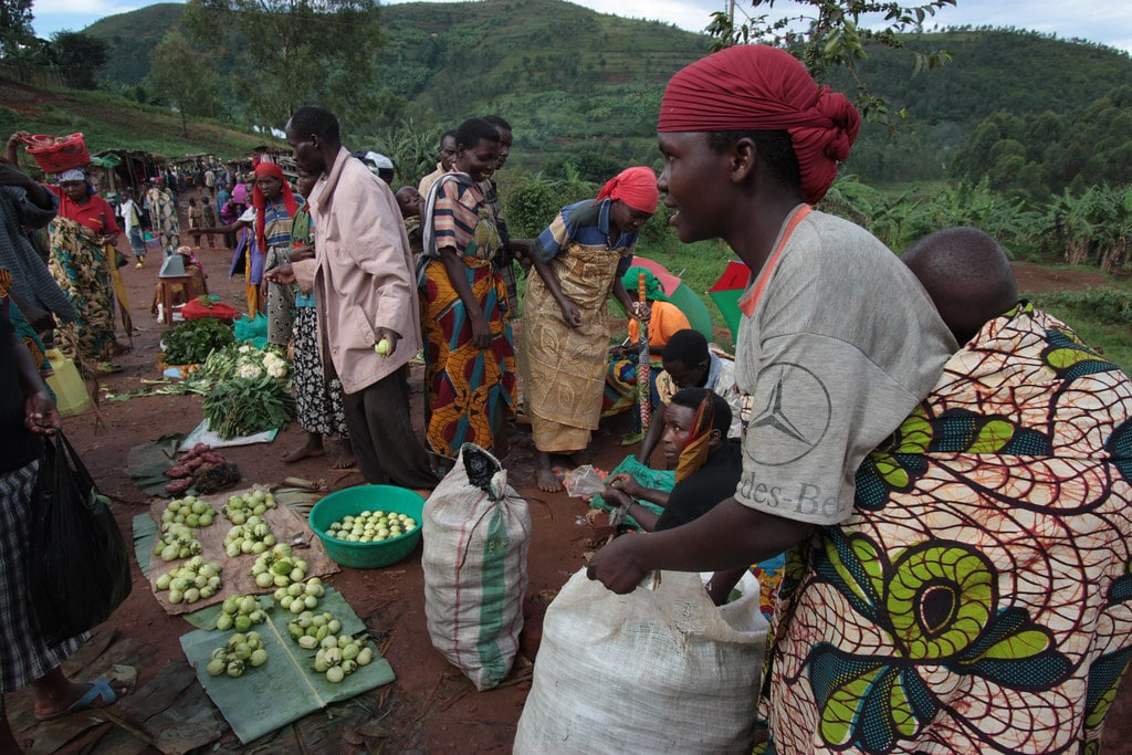 Buruni market