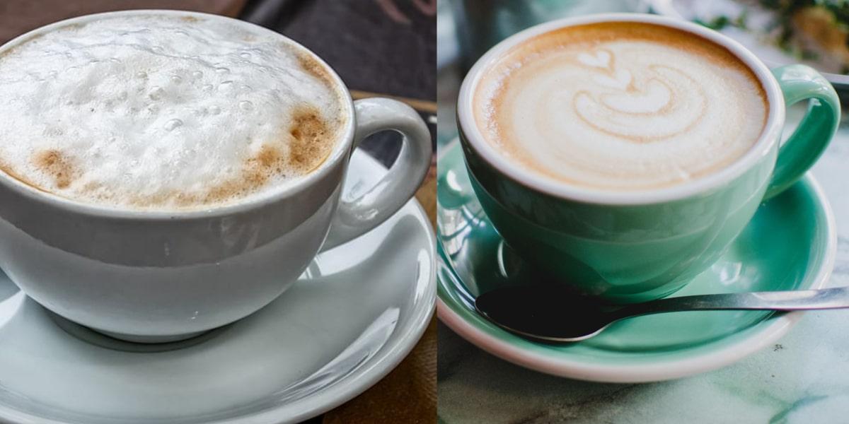Cappuccino vs Flat White