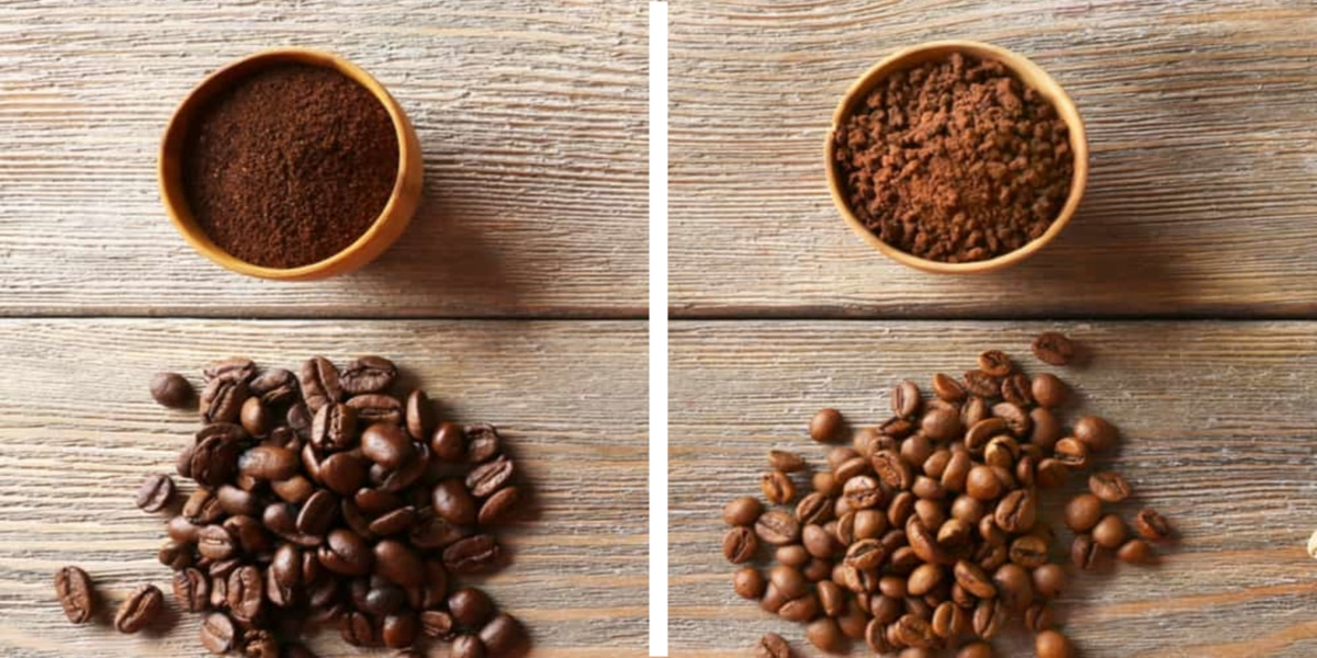 Coffee beans vs expresso beans Is there a difference