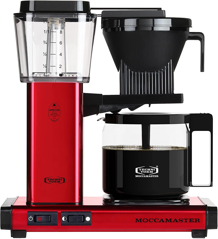 Cuisinart CHW-12R 12-Cup Programmable Coffeemaker Plus Hot Water