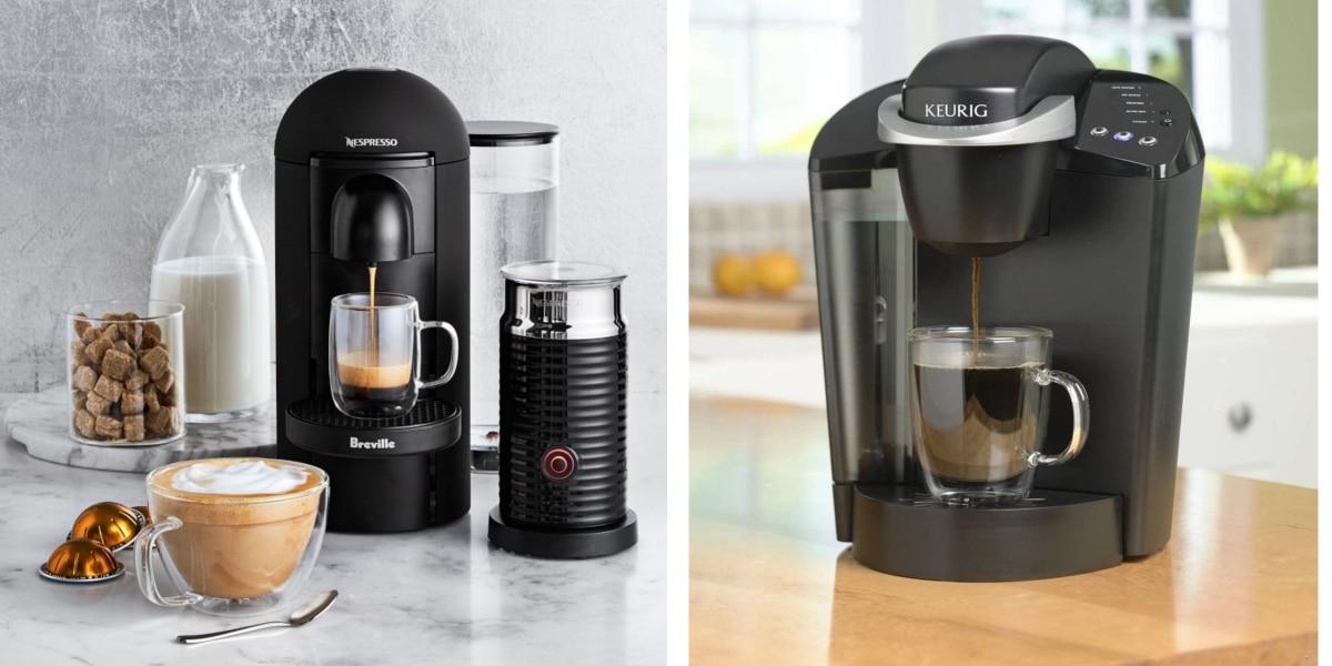 nepresso vs keurig